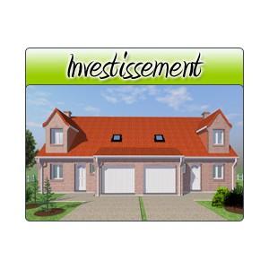 Investissement inv04 plans de maison moderne for Acheter garage investissement