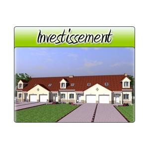 Investissement inv10 plans de maison moderne for Acheter garage investissement