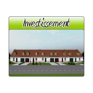 Investissement inv27 plans de maison moderne for Acheter garage investissement