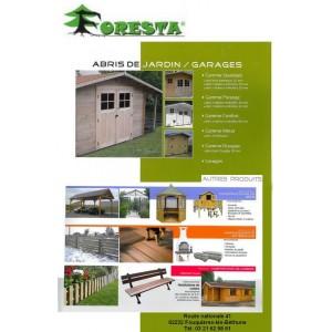 FORESTA - Plans de Maison moderne