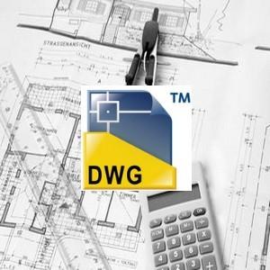 Plans Dwg Inv05 Plans De Maison Moderne
