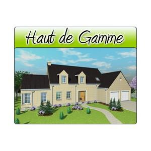 Haut de gamme hg01 plans de maison moderne for Plan maison haut de gamme