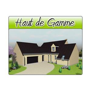 Haut de gamme hg02 plans de maison moderne for Plan maison haut de gamme