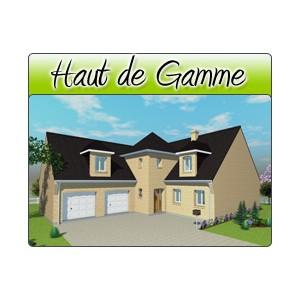 Haut de gamme hg03 plans de maison moderne for Plan maison haut de gamme