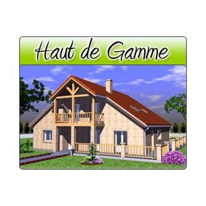 Haut de gamme hg04 plans de maison moderne for Plan maison haut de gamme