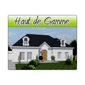 Haut de gamme hg05 plans de maison moderne for Plan maison haut de gamme