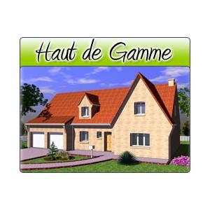 Haut de gamme hg11 plans de maison moderne for Plan maison haut de gamme
