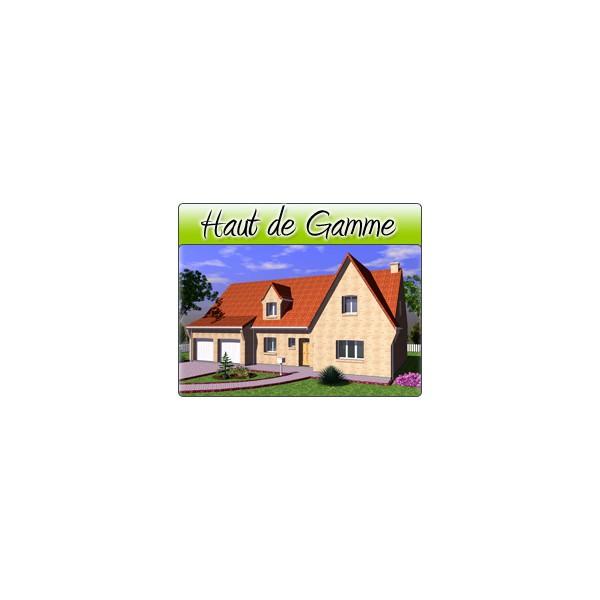 Haut de gamme hg11 plans de maison moderne for Concepteurs de plans haut de gamme