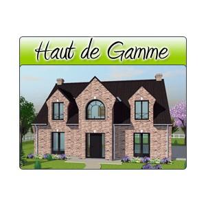 Haut de gamme hg13 plans de maison moderne for Plan maison haut de gamme
