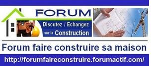 Forum sur la construction plans de maison moderne - Forum faire construire ...