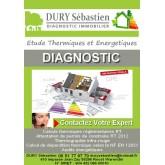 DURY Sébastien Diagnostic