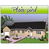 Plain Pied - PP18